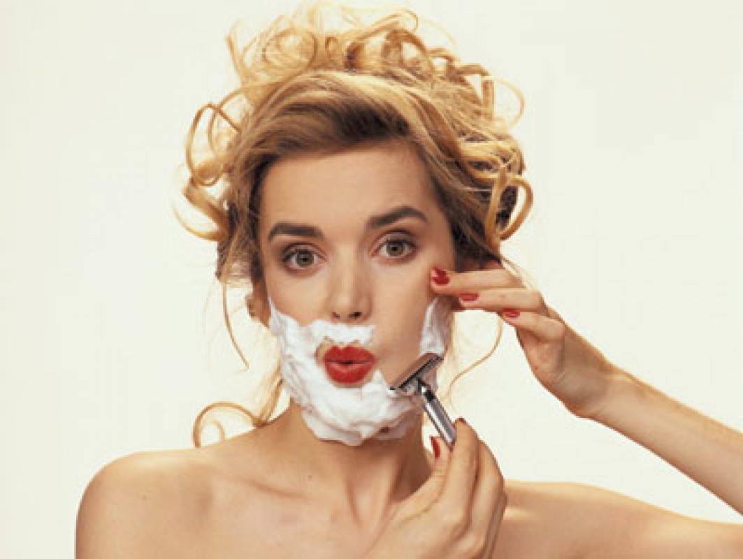 Как удалить волосы с лица в домашних условиях навсегда