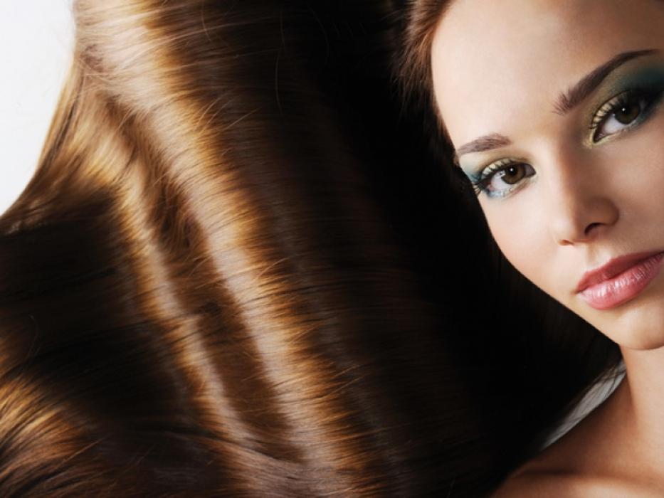 Средства для блеска волос в домашних условиях: видео